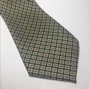 Rene Chagal handmade silk necktie